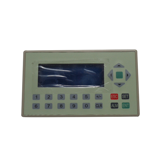 SH-300 connected with PLC or other intelligent controllers with COM port communication function Human-Machine Interface Text Panel