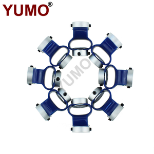 YUMO 6mm Plastic Quick Encoder Coupling