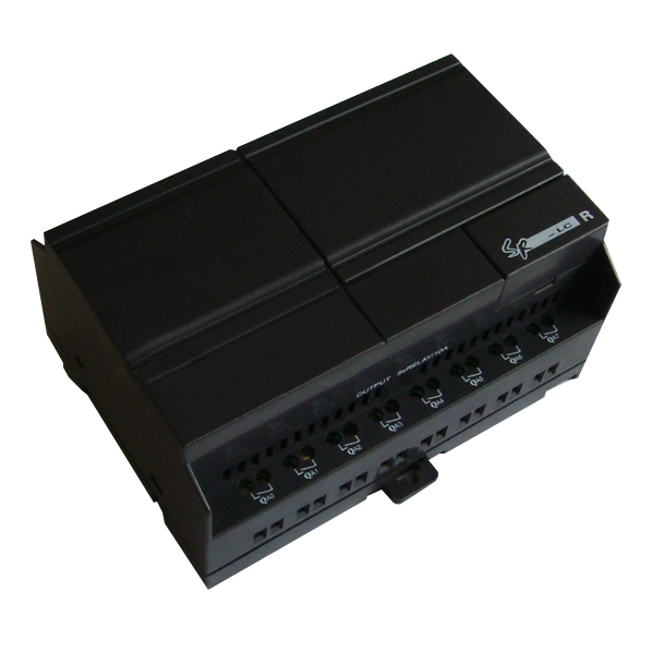 SR-20ETD DC12/24V 12 points DC input , 8 points transistor output ,20 points extended module (NPN) PLC