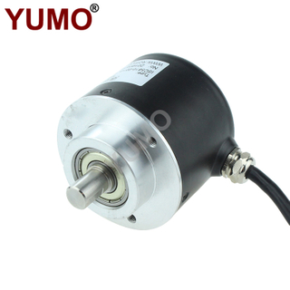 10mm Shaft Diameter 1000 PPR Optical Rotary Encoder
