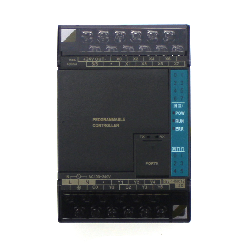 FBS-14MCT2-AC Programmable Logic Controller Module 4 Analogic Outputs Fatek PLC