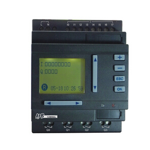 APB-12MRD(L) 8 points digital input 4 points relay output APB Series PLC