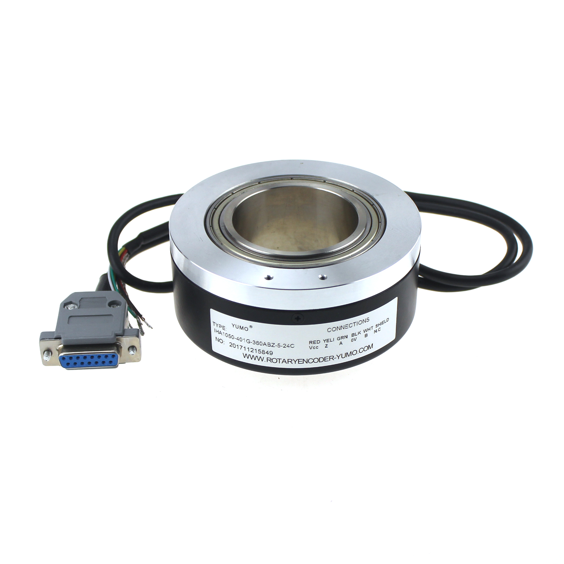Encoder rotary shaft Motion Sensing