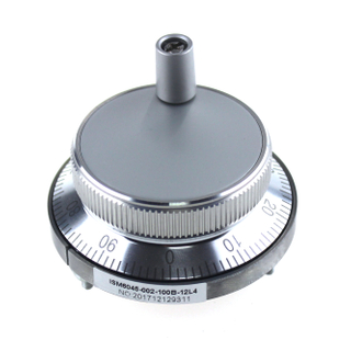 ISM6045-002-100B-12L4 Manual Pulse Generator CNC Hand wheel Manual Encoder 2 channel encoder