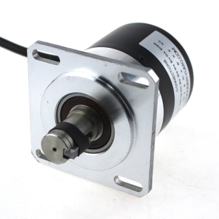EB58M15L-L5PR-200-9V7000 Outer diameter 58mm 5V DC Shaft Incremental Rotary Encoder