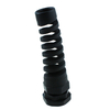 Waterproof M12 M16 M18 M20 Nylon Spiral Flex Protecting Cable Gland