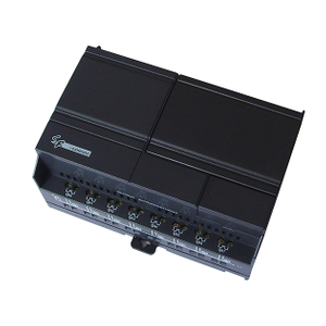 SR-22MGDC DC12/24V 14 points DC input (with 8 points analog ) , 8 points transistor output(PNP) plc controller automation