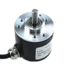 ISC3806 series Outer diameter 38mm Solid Shaft Incremental Rotary Encoder