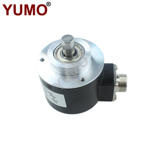 Hot Sale 10mm 5000ppr DC12-24V Push Pull Output Rotary Encoder