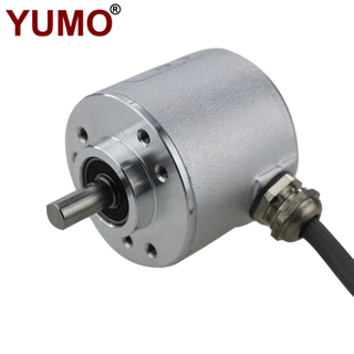 WISC3806 6mm Waterproof Automatic Control Solid Shaft Incremental Rotary Encoder