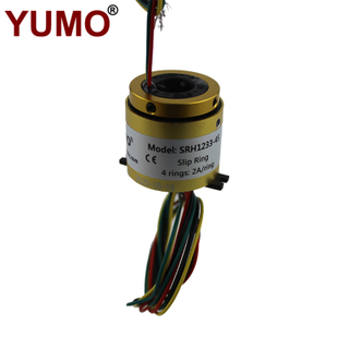 Hot Sale SRH1233-4S Electric Slip Ring for Process Equipment