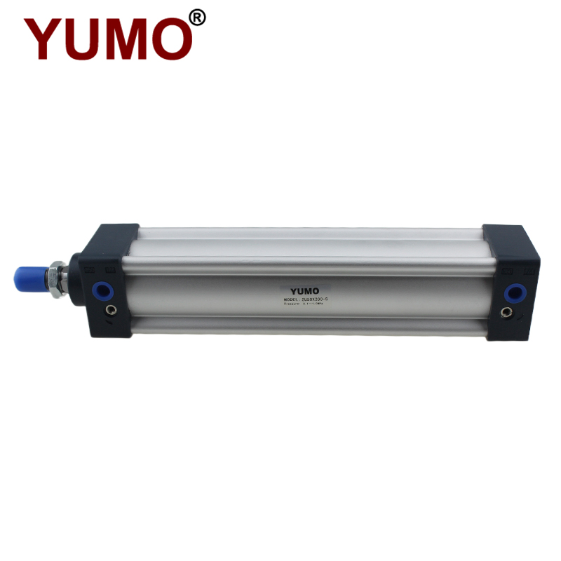 SU50*200-S Double Acting Pneumatic Cylinder