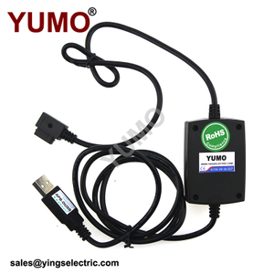 YUMO APB-DUSB PLC USB Cable for APB PLC Programming PLC