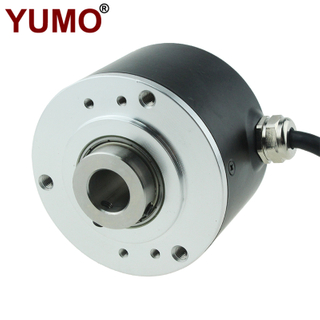 IHA6012 30PPR 12mm Magnetic Hollow Shaft Incremental Optical Rotory Encoder